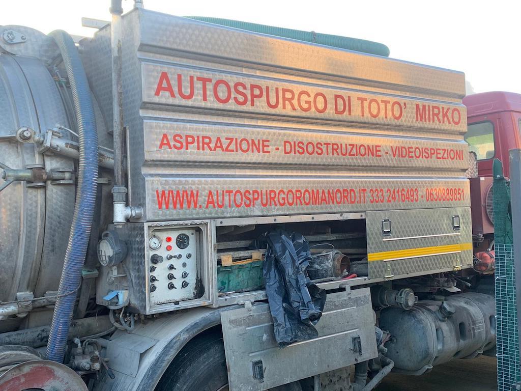 Costo Autospurgo Roma