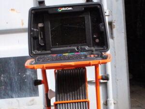 Monitor videoispezione