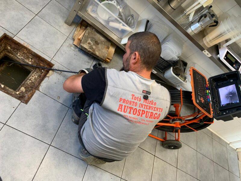Telecamera per Videoispezione Roma